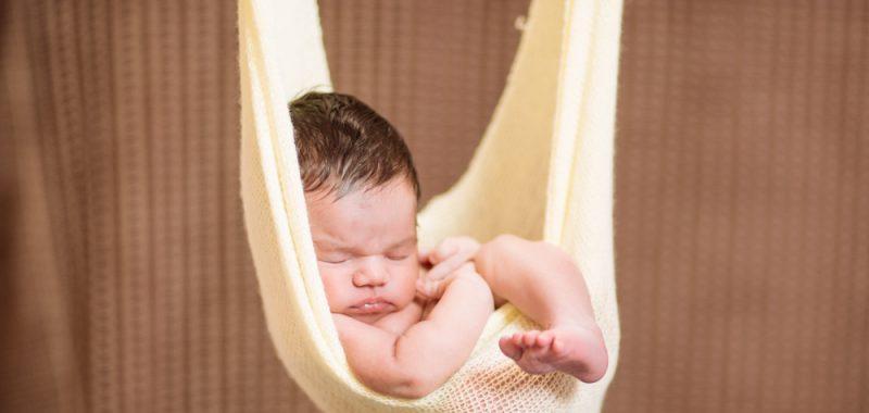 Newborn Julia