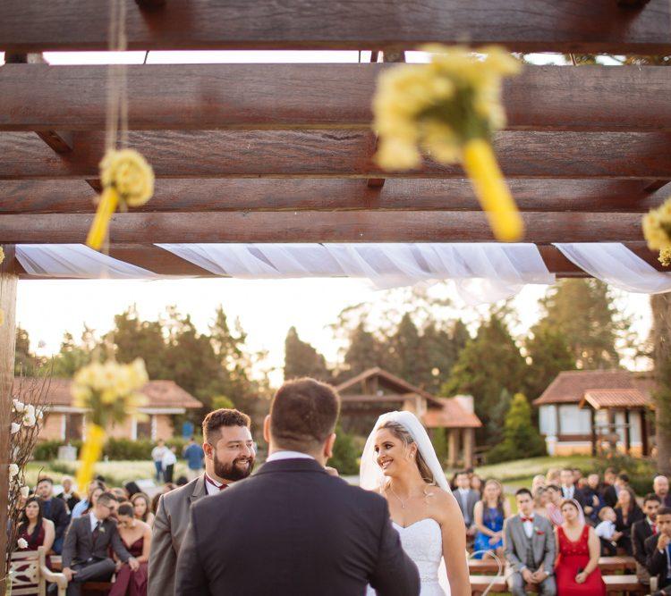 Casamento Gislayne e Welber